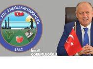 """""""İLÇEMİZE KATKILARINIZA   TEŞEKKÜR EDERİM"""""""