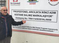 """BAŞKAN CANLI """"MESELE BAL DEĞİL, EKMEK MESELESİDİR!"""""""