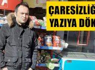 """KREDİ KULLANAMAYAN ESNAF """"SESİMİZİ DUYUN"""" İSYANINDA!"""