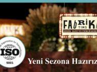 FABRİKA TİM'S YENİ SEZONA 'GÜVENLE' HAZIR