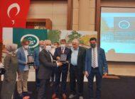 TARİHİ KENTLER BİRLİĞİ'NDEN EREĞLİ'YE 'BAŞARILI PROJE' ÖDÜLÜ