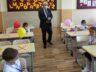 ZONGULDAK'TA SOSYAL MESAFELİ İLK DERS BAŞLADI