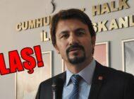 CHP İLÇE BAŞKANI DR. ERTUĞRUL KORONA'YA YAKALANDI!