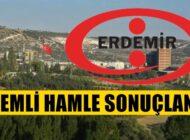 ERDEMİR, 340 MİLYON DOLARA KÜMAŞ'I SATIN ALDI