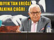 """""""TEHLİKESİZ BÖLGE İÇİN HEP BİRLİKTE GAYRET GÖSTERELİM"""""""