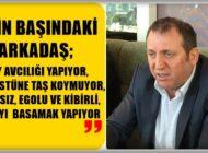 NİYAZİ ÖZCAN'DAN, ARSLAN KELEŞ'E SERT SÖZLER!