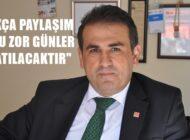 CHP MV. DEMİRTAŞ KURBAN BAYRAMINI KUTLADI