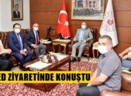"""VALİ TUTULMAZ """"EREĞLİ CAMİ FIRSATINI KAÇIRMASIN!"""""""
